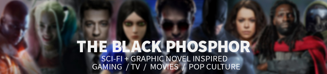 Black Phosphor blog